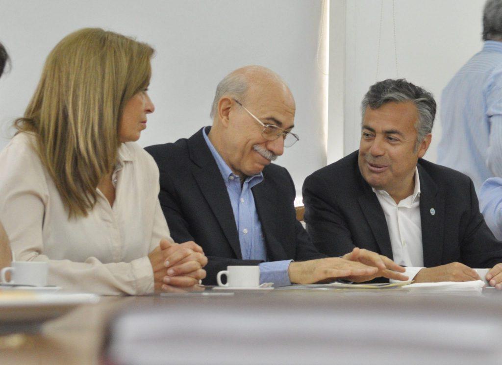 Montero, Valerio y Cornejo.