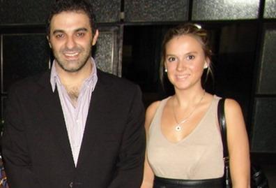 Fabricio Centorbi y Julieta Martínez