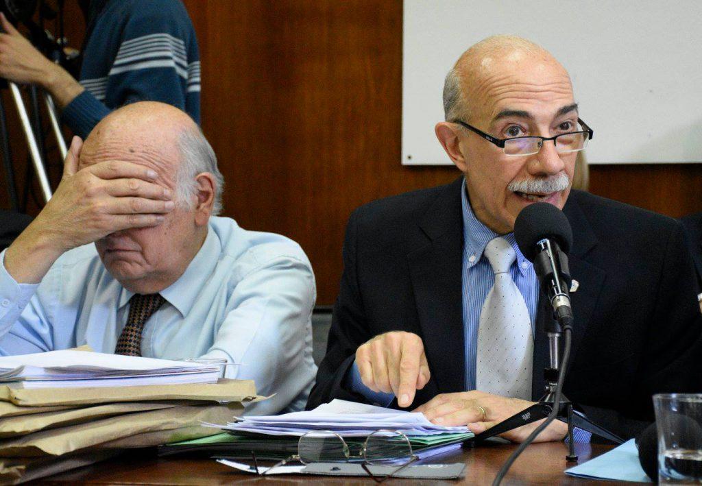 José Virgilio Valerio, el candidato de Cornejo.
