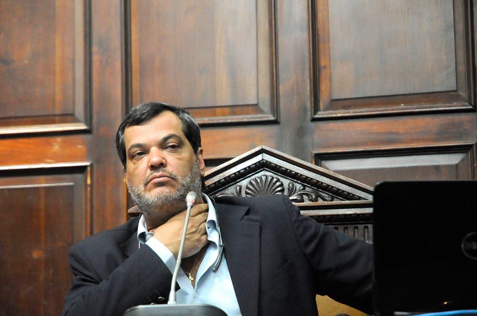 Néstor Parés, diputado por la UCR