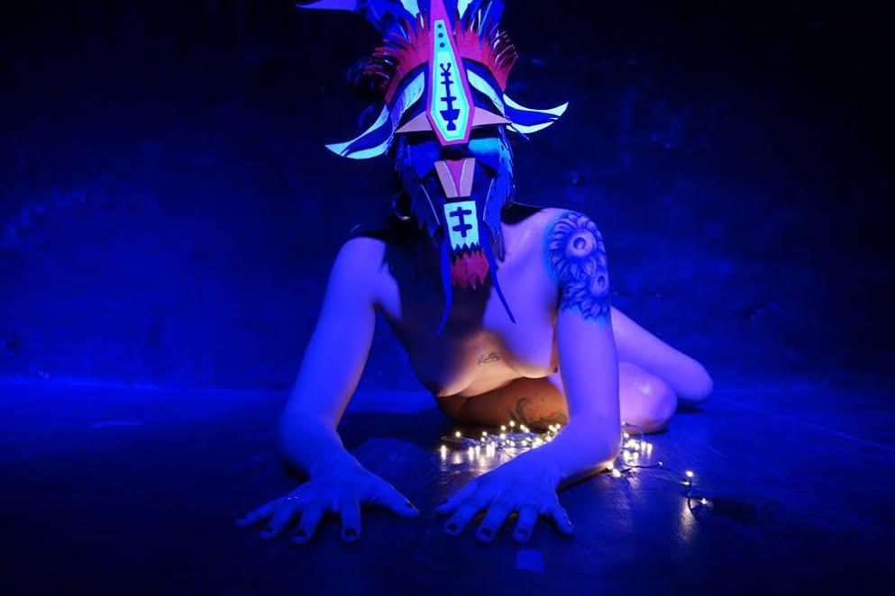 Imagen de promoción de La Erótica 2016