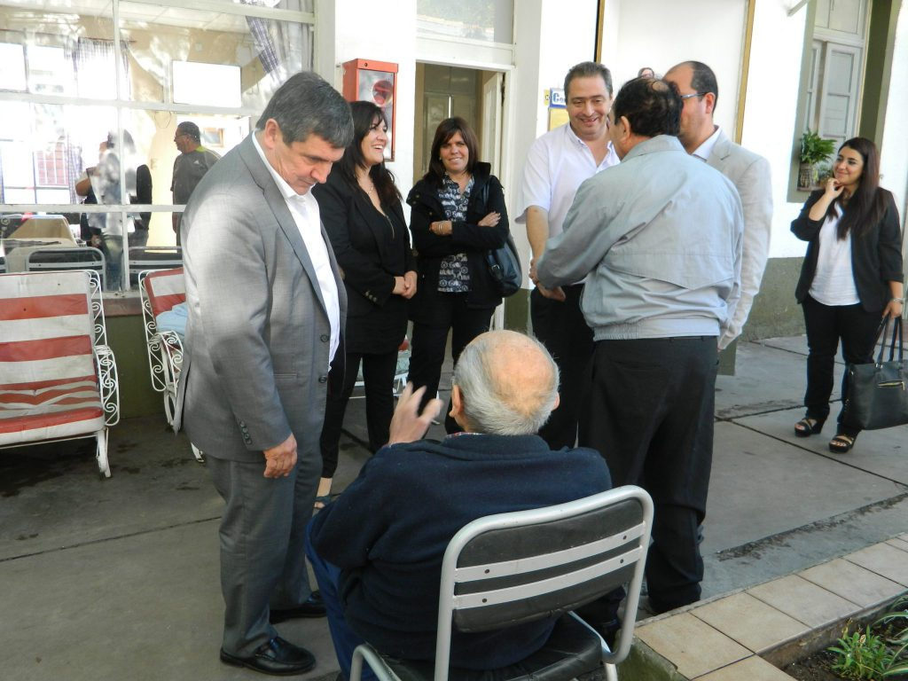 Foto: Prensa de Gobierno
